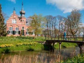 Fietsvakantie Friesland